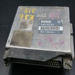 Bmw E36 318 0261203277 1247771 Ecu Bosch