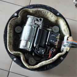 Bmw  Quality Air Suspension Springs & Air Suspension Shock Absorber ... BMW X5 X6 Airbag Suspension Air Compressor , Pneumatic Air