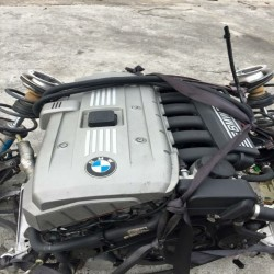 Bmw E60 N52 Engine Complated Speed Gear