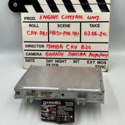 Honda Crv Rb1 37820-PG3-981 JY B20 Engine Control Unit Denshigiken