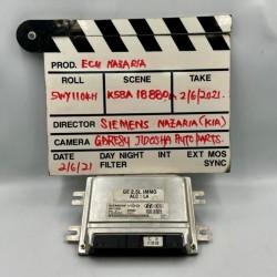 Ecu Control Unit Nazaria 5WY1104 K58A 18 880