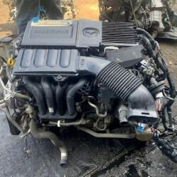Empty Engine Zj 1.3 Demio, Axela, Mazda2, Mazda3