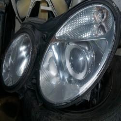 Headlamp mercedes