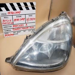 mercedes a-160 head lamp 1305615305