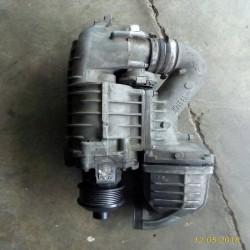 Mercedes Benz Intake Manifold Supercharge 2711400787,MB W211, W203 S203 Compressor