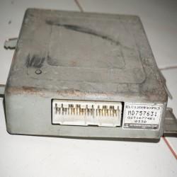 Mitsubishi Ecu Control Engine MD757631 7631 ,A/T