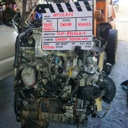 Navara yd25 Engine