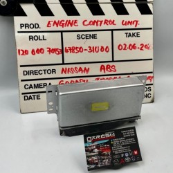 Engine Control Unit Nissan 120 00 70153  47850 31U00