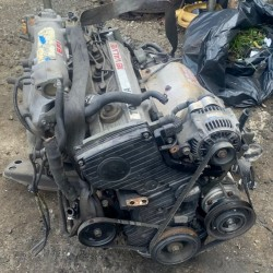 Engine Empty Toyota 4S